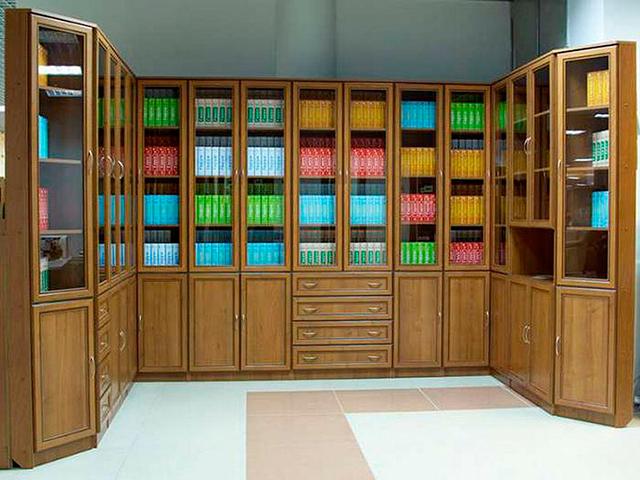 Книжные шкафы изготовление мебели в ростове-на-дону.